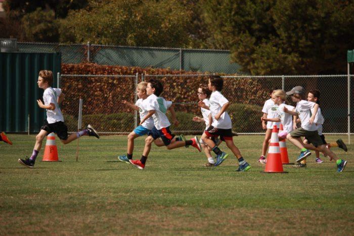 Seven Arrows Community Events 3 - Kids Running