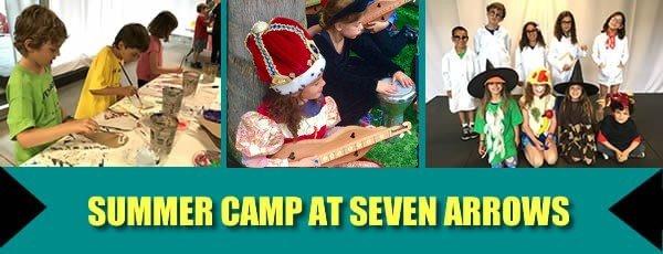 Seven Arrows Summer C.A.M.P.